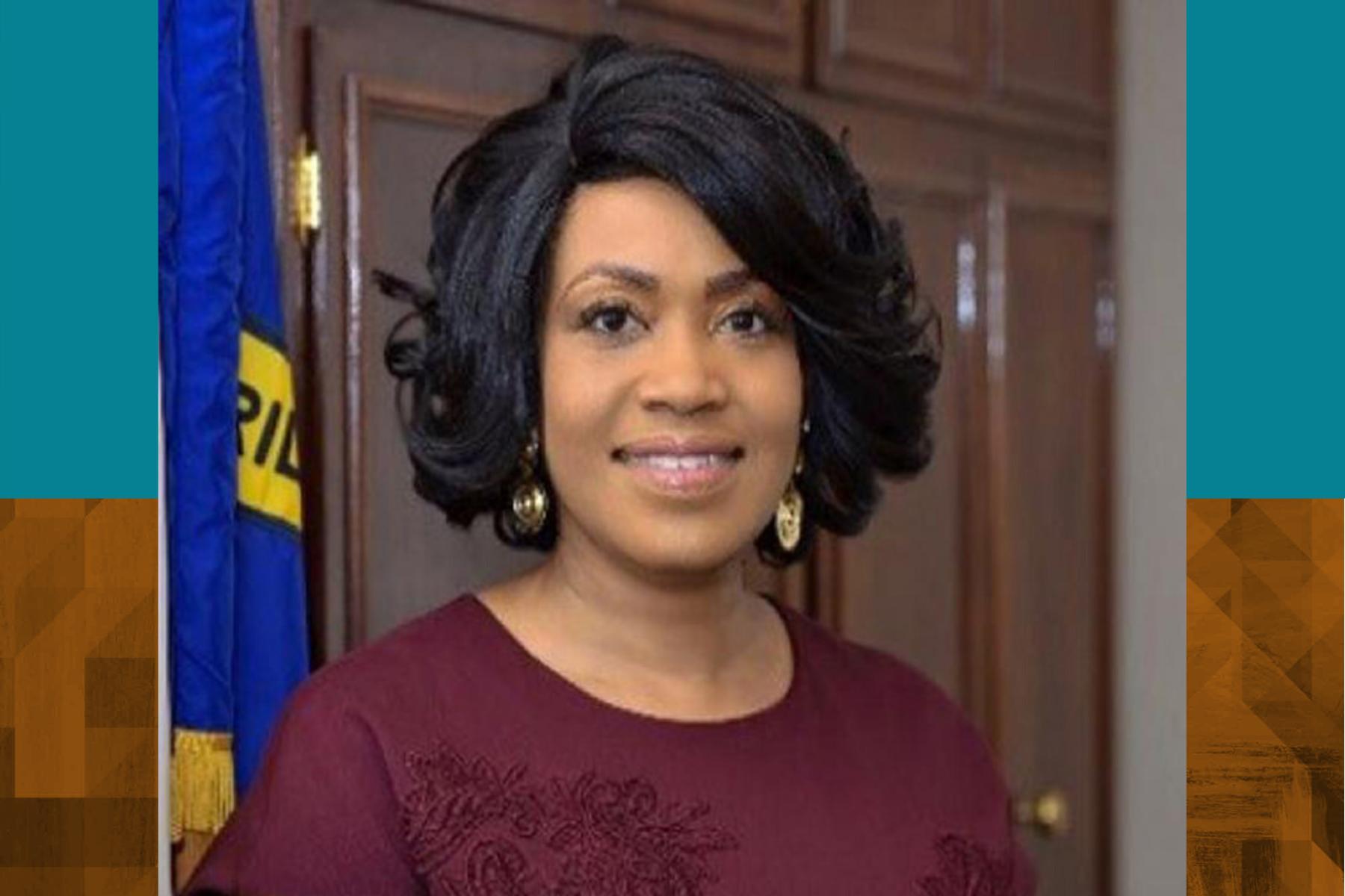 Secretary of Administration Machelle Sanders