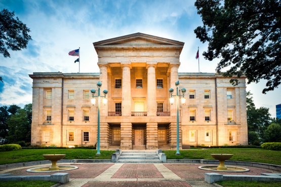 A New Year, New Decade, And New North Carolina General Assembly Opening Session for 2021